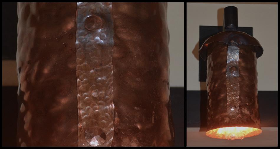copper-light-fixture-1,custom lights, copper lights, hand made,
